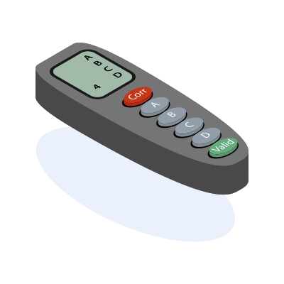 code de la route telecommande
